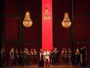 Lustres para Fundación Ópera de Oviedo