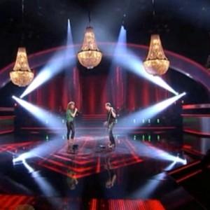 Iluminação produções televisivas la voz , the voice of